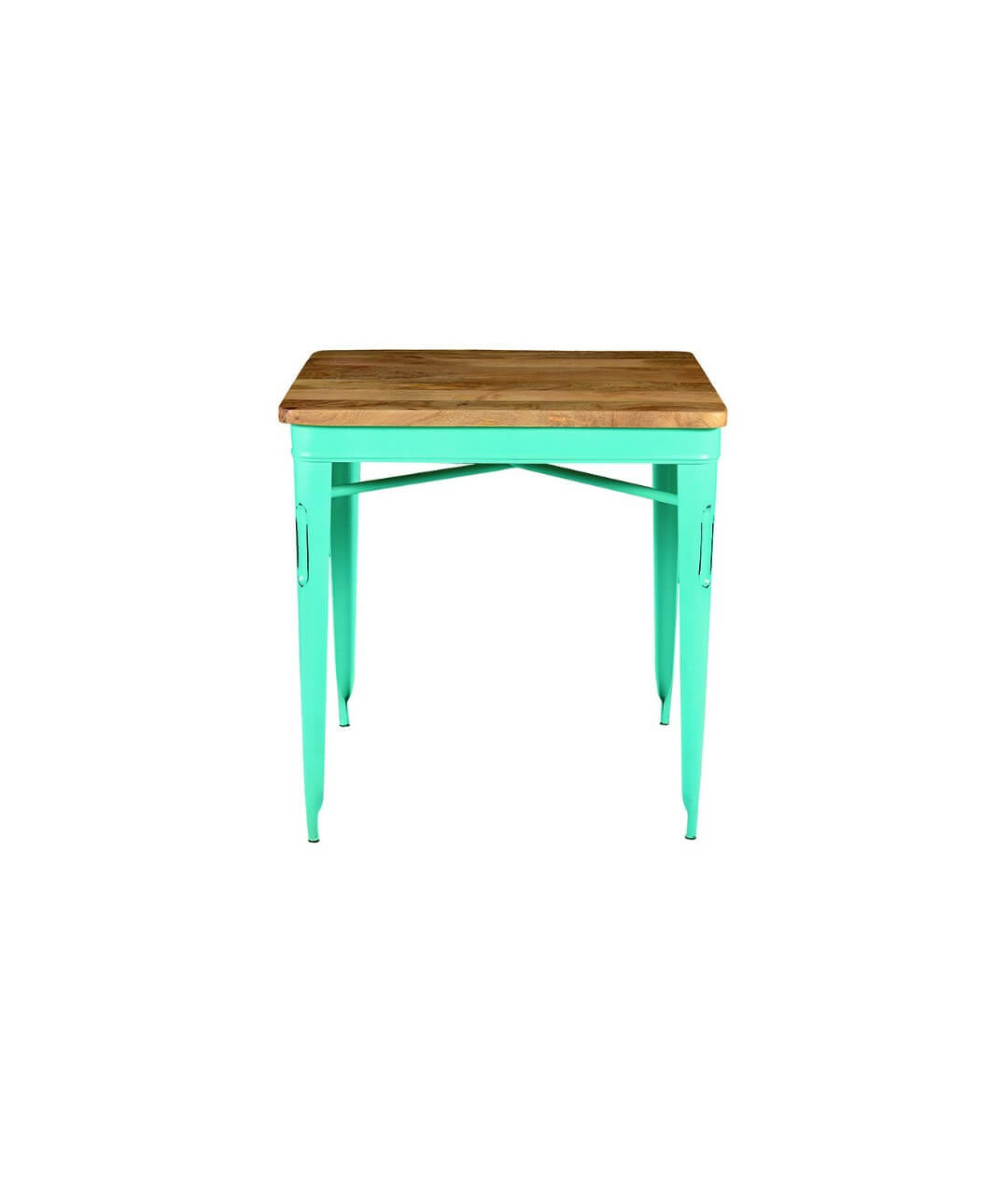Rajtai High Table With Wooden Top